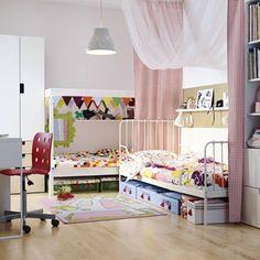 Dětské pokoje IKEA - inspirace a galerie - Favi.cz