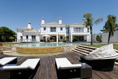 【スライドショー】ポルトガルの高級リゾートにある豪華な新築ビラ - WSJ.com