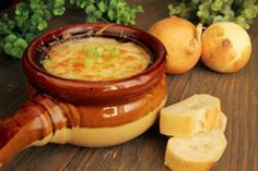 Soupe aux oignons à l'alsacienne