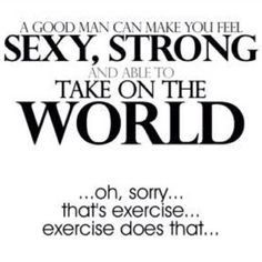 Just one more benefit to regular exercise!