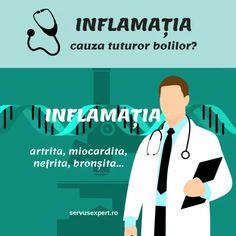 INFLAMAȚIA:o reacție de apărare. De ce ne temem de ea? Good To Know, Anatomy, Health Tips, Remedies, Health Fitness, Learning, Memes, Healthy, Arthritis