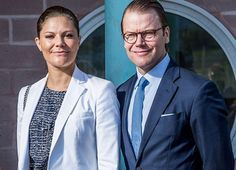 Crown Princess Victoria and Prince Daniel visited Swetox (Swedish Toxicology Sciences Research Center) on August 21, 2015 in the city of Södertälje, Stockholm, Sweden.