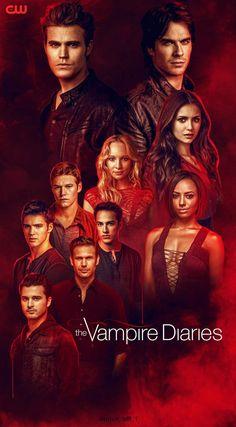 Vampire Diaries Music, The Vampire Diaries Characters, Paul Wesley Vampire Diaries, Vampire Diaries Poster, Vampire Diaries Quotes, Vampire Diaries Damon, Vampire Diaries Wallpaper, Vampire Diaries The Originals, Estefan Salvatore