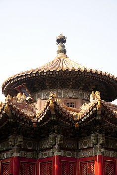The Forbidden City,China