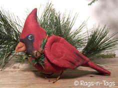 Christmas Cardinal ~ RnT