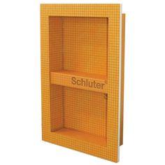 $94. Schluter Systems Kerdi Board Niche Shower Wall Shelf | Lowe's Canada