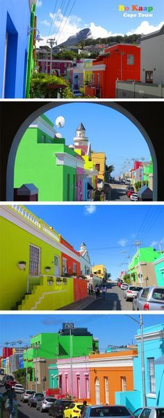 The Incredible Colors of Bo Kaap, Cape Town: http://bbqboy.net/incredible-colors-bo-kaap-cape-town/ #capetown #bokaap #southafrica