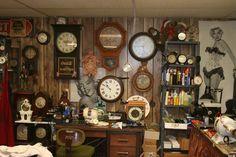 Antique Clocks in Asheville, NC