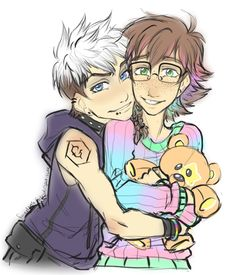 """""""Pastel/Punk"""" (I said goth before but it;s still punk jack oops) it's like the Punk/Nerd AU, only Hiccup is obsessed with soft pastel everything and they still make the cutest duo in the entire. Disney Au, Disney Boys, Disney And Dreamworks, Disney Movies, Disney Pixar, Cartoon Network Adventure Time, Adventure Time Anime, Hiccup Jack, Punk Boy"""