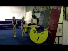 Fixing The Epidemic of Bent Kneed Back Handsprings | Swing Big!