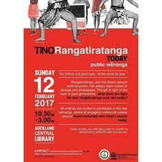 Rangatiratanga, and the kōrero around political power, has always been rooted in tikanga and whakapapa. Though in light of the mahi of past generations, what does the fight for tino rangatiratanga look like today?  All whānau were invited to participate in this day wānanga, aimed at engaging community voices around mana motuhake and what it means today. #tinorangatiratanga #manamotuhake #indigenousrights #indigenousuprising #wananga #racialequityaotearoa #paneldiscussion #moanajackson…