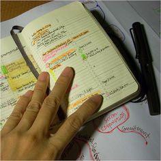 DIP's desk – My Moleskine diary keeps my sanity in order