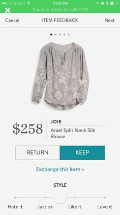 Isn't Joie always the answer?