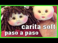 Diy Dolls From Socks, Primitive Doll Patterns, Homemade Dolls, Barbie, Foam Crafts, Soft Dolls, Soft Sculpture, Flower Tutorial, Cute Dolls