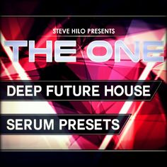 THE ONE eagerly present to you THE ONE: Deep Future House, featuring 70 Xfer Serum presets with a sweet Deep House / Future House theme.