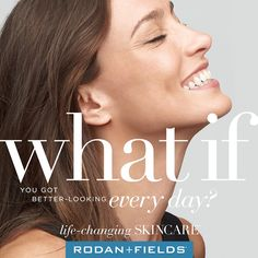 The amazing Rodan and Fields products are coming to Australia May 2017!