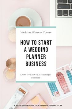 You know you want to start a wedding planning business, but you don't know where to begin. This is a question I hear quite often in our Becoming a Wedding Planner Facebook group. There is no shame in not knowing where to begin. There is so much information out there that it's hard to sort through it all. | How to Start a Wedding Planner Business, Becoming a wedding planner, wedding planner business, wedding planner tools, wedding planner education, wedding planner career