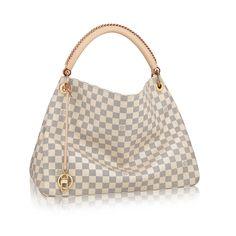 c04deb6b0e Artsy MM Damier Azur Canvas in Women s Handbags Shoulder Bags   Totes  collections by Louis Vuitton
