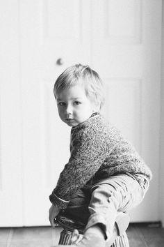 rugged little boy