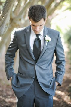 Dapper | Dallas Wedding from Caroline Joy Photography  Read more - http://www.stylemepretty.com/texas-weddings/2013/11/05/dallas-wedding-from-caroline-joy-photography/