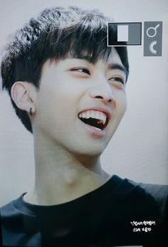 Jeong Inseong 정인성 || KNK || 1994 || 183cm || Main Vocal