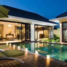 #Pool right off of the living room and bedrooms... LOVE IT!