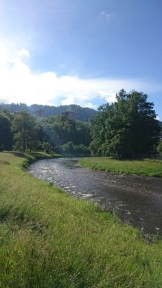 Die Sihl im Sommer. Eine willkommene Abkühlung #sihl #lia #lebeninadliswil… Country Roads, River, Summer