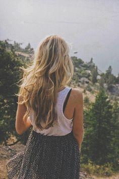 Image via We Heart It https://weheartit.com/entry/148513947/via/7036671 #beauty #fashion #girl #hair #hairstyle #longhair #style #vitange