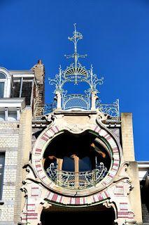 MAISON SAINT CYR  Square Ambiorix, 11 Scharbeek, Bruselas (Bélgica)