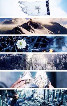The King of Gondor #TheLordOfTheRings #TheReturnOfTheKing
