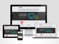 Mobilising Website - I Design