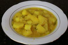 Cocina andaluza: Patatas viudas