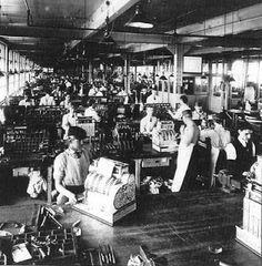 living conditions during the industrial revolution