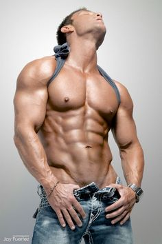 If this guy comes with that tank top I'm in! He's hot! Is there a guy in Bago that looks like this?