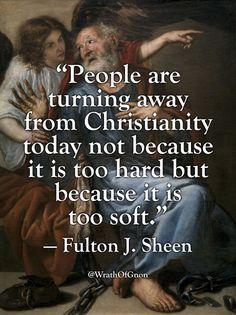 Archbishop Sheen.