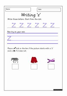 precursive writing a letter