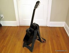 Homemade Guitar Stand | Chad Chandler