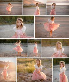 Portland Childrens Photographer, Shannon Hager Photography, Beach Sunset, Tutu du Monde
