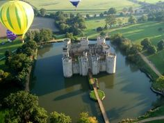 Bodiam Castle, Kent, UK