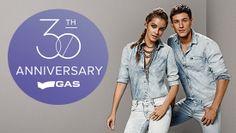 GAS_jeans_anniversario #gasfreefor30seconds