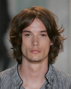 young man long hairstyles - Google Search