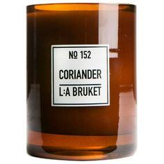 http://www.greenglam.de/L-a-Bruket-No-149-Candle-Coriander-Duftkerze-Koriander-260g