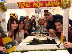 """Celebrando la nochevieja 2016 en """"El Mundo de Oz"""""""