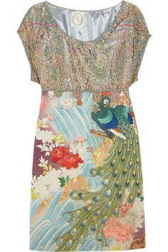 One Vintage  Taniya dress