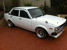 Toyota Corolla 1.8 #toyota #corolla #te72 #ke70