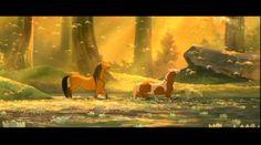 Spirit: The Stallion of the Cimarron Spirit Horse Movie, Spirit The Horse, Spirit And Rain, Most Beautiful Animals, Beautiful Horses, Horse Drawings, Animal Drawings, Horse Movies, Spirit Tattoo