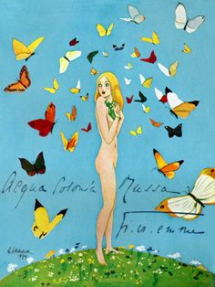 Pretty Italian 1920s perfume advertising print  http://www.vintagevenus.com.au/vintage/reprints/info/FAS463.htm