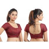 red-ready-made-stitched-padded-blouse-with-attractive-beaded-border-from-muhenera-ra4-10