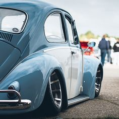 VW but I think the rear wheel may have an issue.