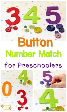 Preschool Activity I